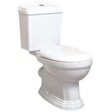 verhoogd toilet