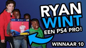 Win een PS4